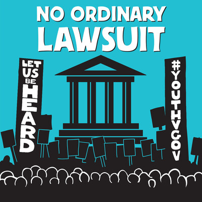 No Ordinary Lawsuit