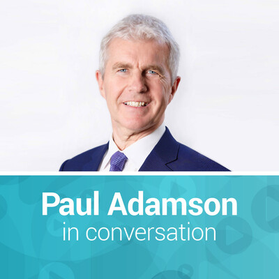 Paul Adamson in conversation