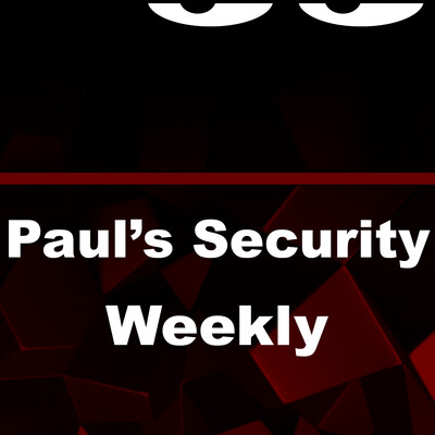 Paul's Security Weekly TV