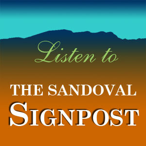 Listen to the Signpost