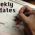 Not necessarily Weekly Update
