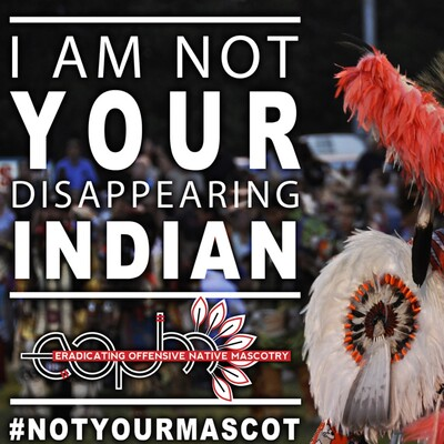 Not Your Disappearing Indian podcast