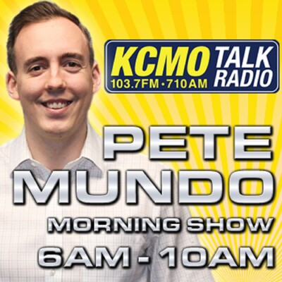 Pete Mundo - KCMO Talk Radio 103.7FM 710AM