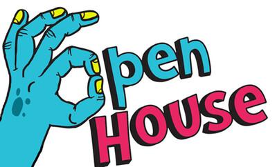 Open House es un programa de radio. Y es DELICIOSO