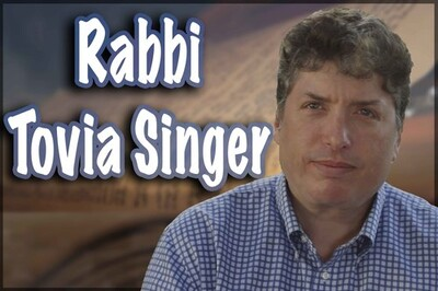 Rabbi Tovia Singer