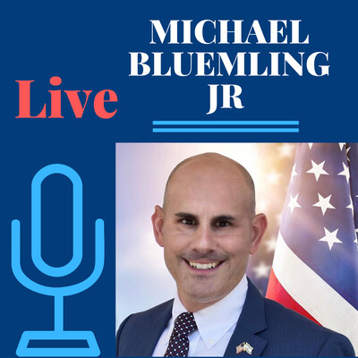 Live with Michael Bluemling Jr. Podcast
