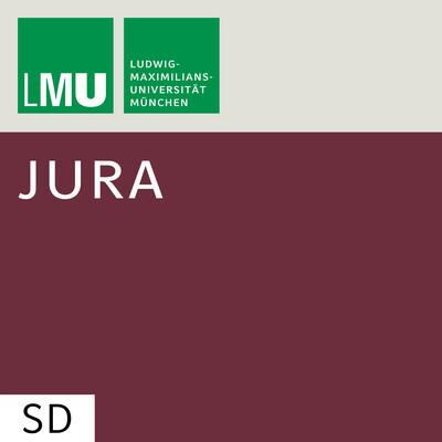 LMU Analytical Methods for Lawyers - Lehrstuhl für Bürgerliches Recht, Deutsches, Europ. und Int. Unternehmensrecht