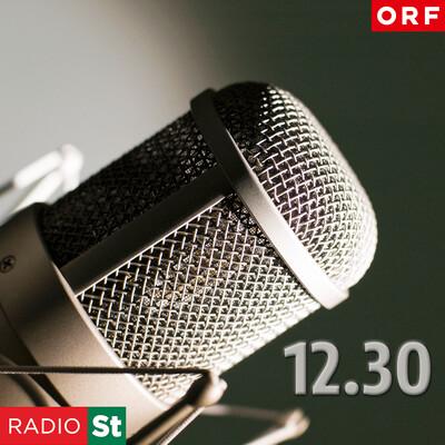 Radio Steiermark-Journal um 12.30 Uhr