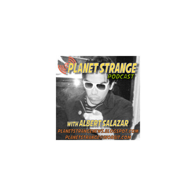Planet Strange Podcast