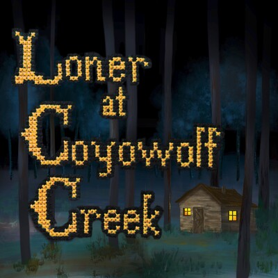 Loner At Coyowolf Creek