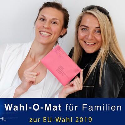 Ralilly EU-Wahl 2019 für Familien
