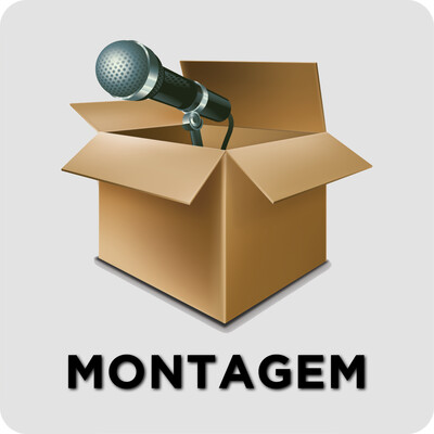 Montagem – Rádio Online PUC Minas