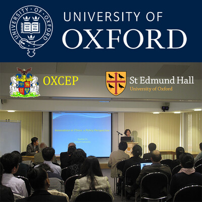 Oxford Chinese Economy Programme