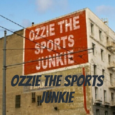 Ozzie the Sports Junkie