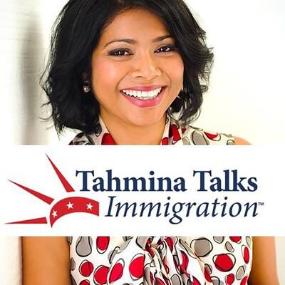 Tahmina Talks Immigration