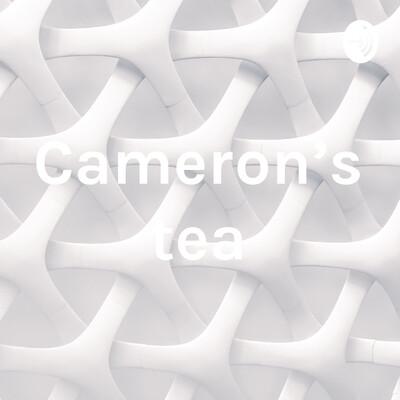 Cameron's tea