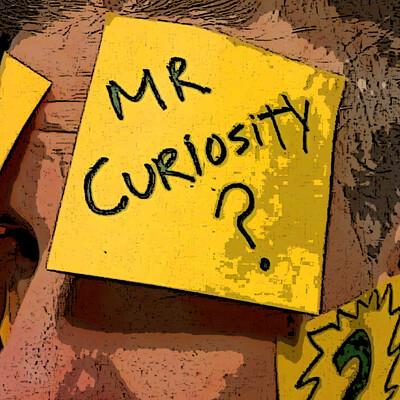 Mr. Curiosity