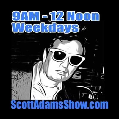 Scott Adams Show on Red State Talk Radio