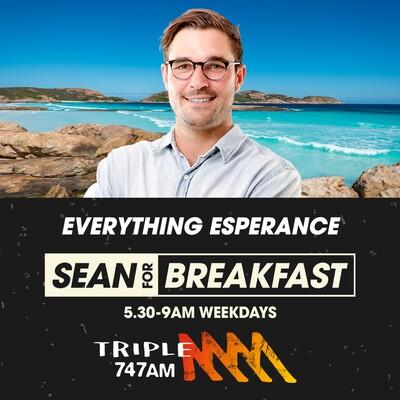 Sean for Breakfast Catchup - Triple M Esperance 747