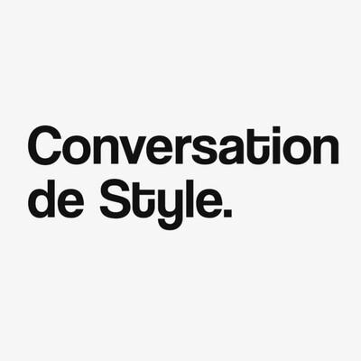 Conversation de Style.