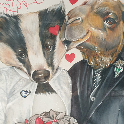 Polite Conversation with Slush & Badger