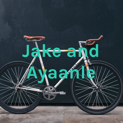 Jake and Ayaanle