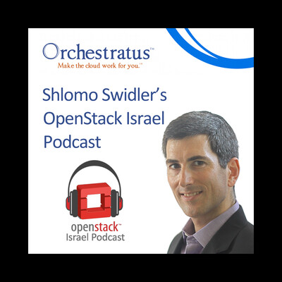 Shlomo Swidler's OpenStack Israel Podcast