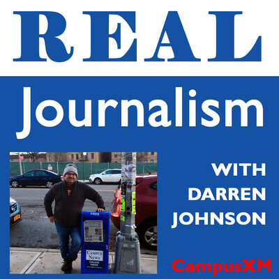 REAL Journalism! A CampusXM Podcast