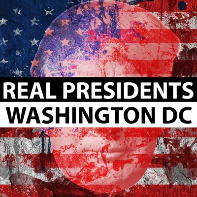 Real Presidents of Washington D.C.