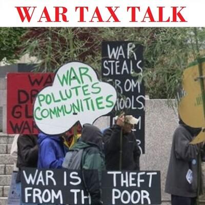 War Tax Talk