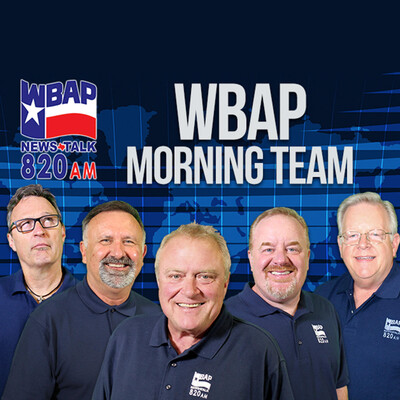 WBAP Morning News Podcast