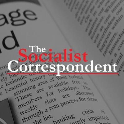 Socialist correspondent