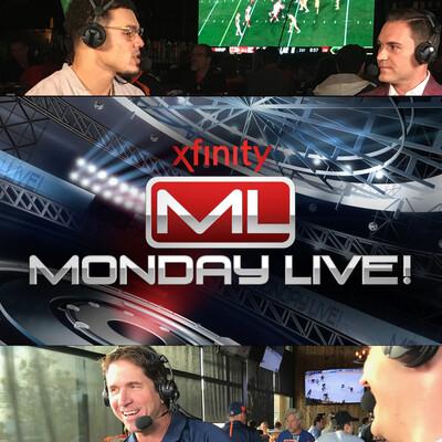 Xfinity Monday Live Podcast Podcast