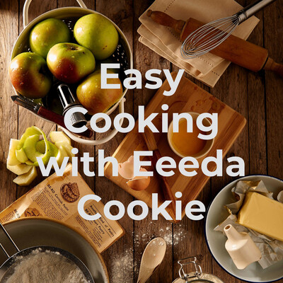 Easy Cooking with Eeeda Cookie