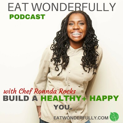 Eat Wonderfully Podcast - motivation to build a healthier you!
