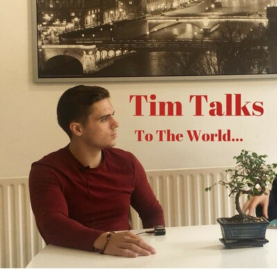 Tim Talks To The World