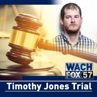 Timothy Jones Trial