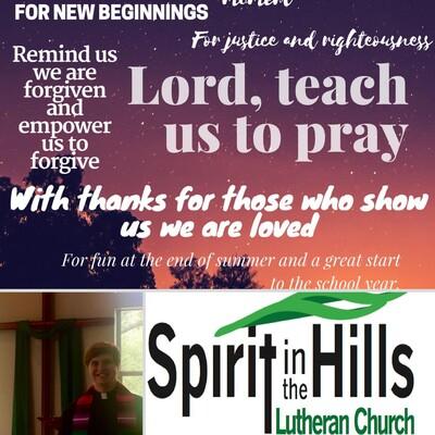 Spirit in the Hills Lutheran Church Sermons