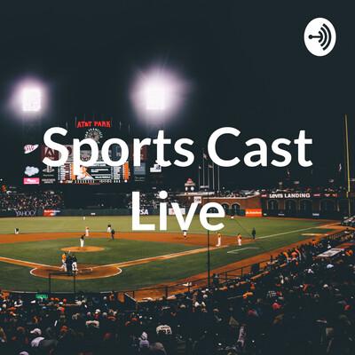 Sports Cast Live
