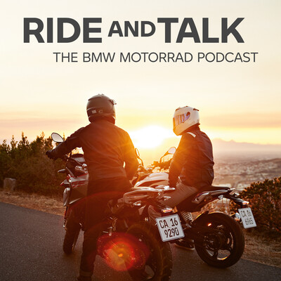 RIDE AND TALK - THE BMW MOTORRAD PODCAST