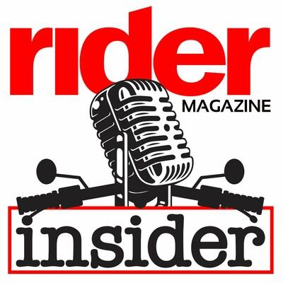 Rider Magazine Insider