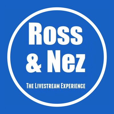 Ross & Nez: The Livestream Experience (Audio)