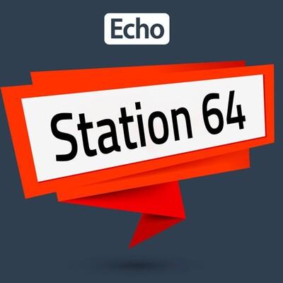 Station 64 - Der Echo-Podcast aus Darmstadt