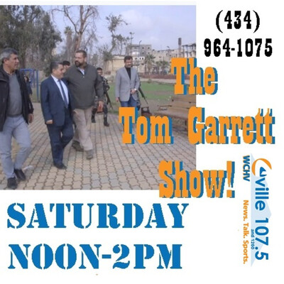 The Tom Garrett Radio Podcast