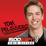 Tom Pelissero on 1500 ESPN Twin Cities