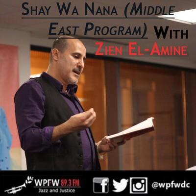 WPFW - Shay Wah Nana
