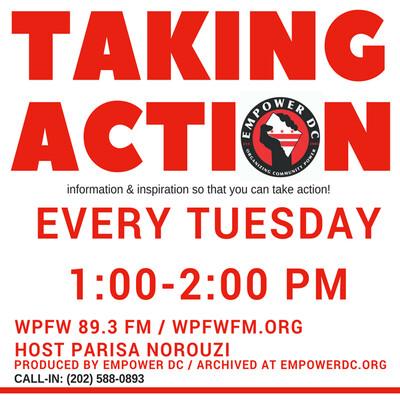 WPFW - Taking Action