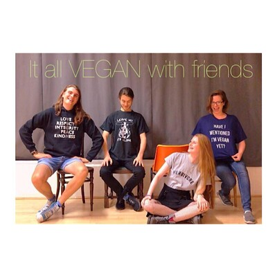 It All Vegan With Friends