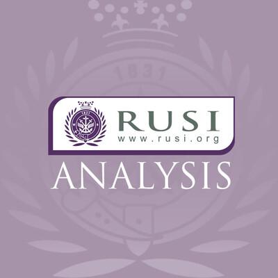 RUSI Analysis Podcasts