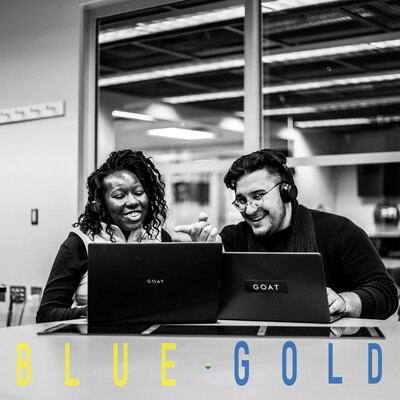 Ryersonian Audio: Blue & Gold